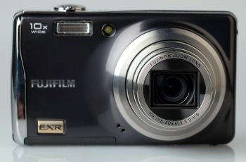Fujifilm FinePix F70EXR Manual - CAMERA FRONT SIDE