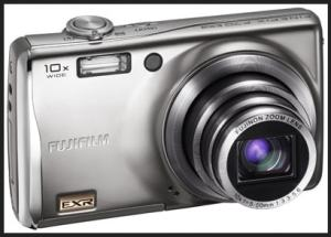Fujifilm FinePix F70EXR Manual User Guide and Camera Specification