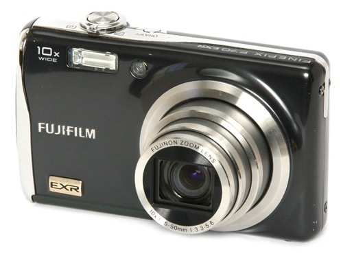 Fujifilm FinePix F70EXR Manual User Guide and Product Specification