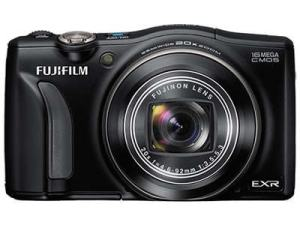 Fujifilm FinePix F775EXR Manual f- camera front face
