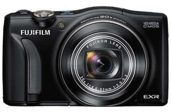 Fujifilm FinePix F775EXR Manual f- camera front face