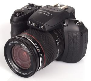 Fujifilm FinePix HS20EXR Manual For Fuji's Advance Bridge Camera