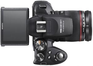Fujifilm FinePix HS22EXR Manual - camera top side