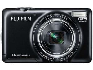 Fujifilm FinePix JX370 Manual - camera front side