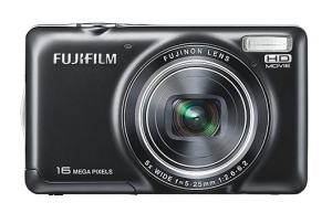 Fujifilm FinePix JX420 Manual - camera front side