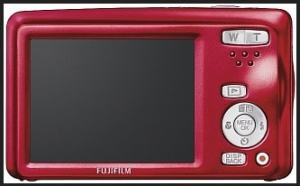 Fujifilm FinePix JX700 Manual - camera rear side