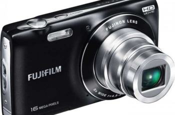 Fujifilm FinePix JZ250 Manual User Guide and Product Specification