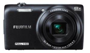 Fujifilm FinePix JZ700 Manual - camera front face