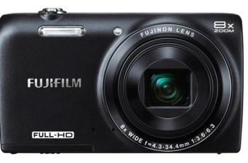 Fujifilm FinePix JZ700 Manual - camera front face