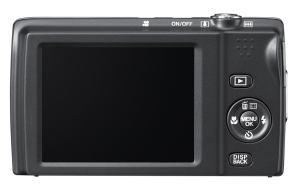 Fujifilm FinePix JZ700 Manual - camera rear side