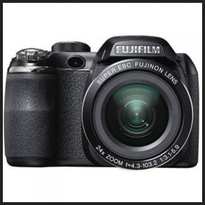 Fujifilm FinePix S4250 Manual User Guide and Product Specification