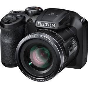 Fujifilm FinePix S6800 Manual - camera front side