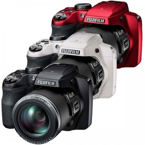 Fujifilm FinePix S8200 Manual - camera variant