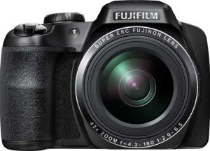 Fujifilm FinePix S8300 Manual - camera front face