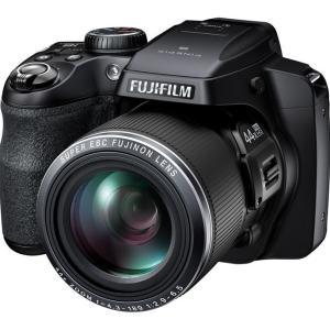 Fujifilm FinePix S8400W Manual - camera front fac