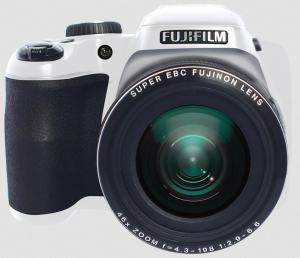 Fujifilm FinePix S8500 Manual- camera front face