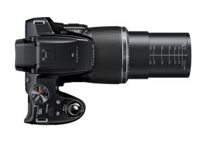 Fujifilm FinePix S8500 Manual - camera top side