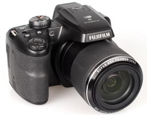 Fujifilm FinePix S9800 Manual - camera front face