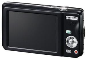 Fujifilm FinePix T350 Manual - camera rear side