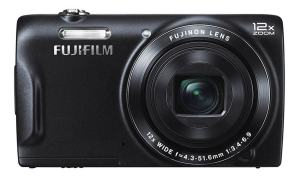 Fujifilm FinePix T510 Manual - camera front face