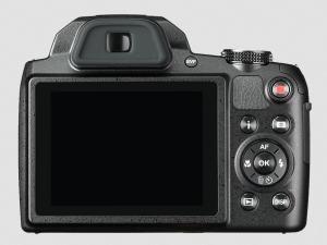 Pentax XG-1 Manual - camera back side