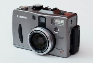 Canon PowerShot G1 Manual user Guide and Camera Specification