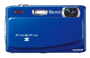 FujiFilm FinePix Z900EXR Manual for Fuji's Powerful Compact Style Camera