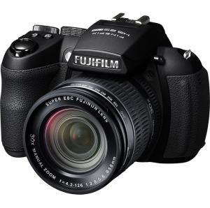 Fujifilm FinePix HS25EXR Manual - camera front face