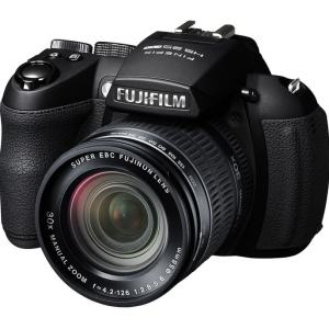 Fujifilm FinePix HS28EXR Manual - front side