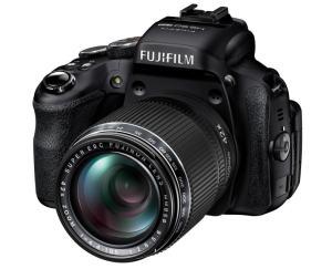 Fujifilm FinePix HS50EXR Manual - camera front face