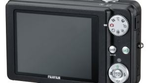 Fujifilm FinePix J100 Manual - camera rear side