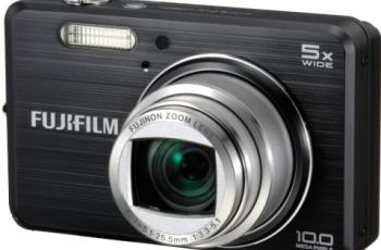 Fujifilm FinePix J150W Manual for Fuji's Versatile J Series Camera