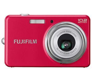 Fujifilm FinePix J26 Manual - camera front face