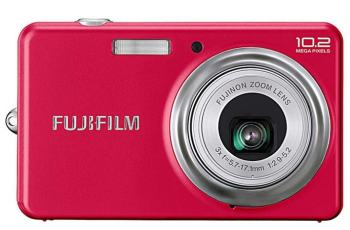 Fujifilm FinePix J26 Manual - camera front face