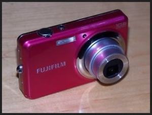 Fujifilm FinePix J27 Manual - camera side