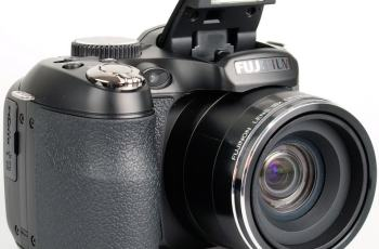 Fujifilm FinePix S2980 Manual U- camera front face