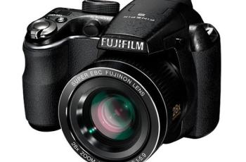Fujifilm FinePix S4400 Manual - camera front face