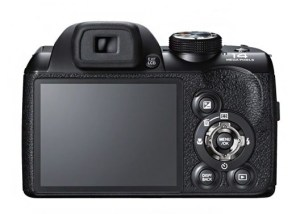 Fujifilm FinePix S4500 Manual - camera back side
