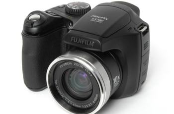 Fujifilm FinePix S5700 Manual - camera front face