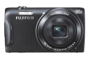 Fujifilm FinePix T550 Manual - camera front face