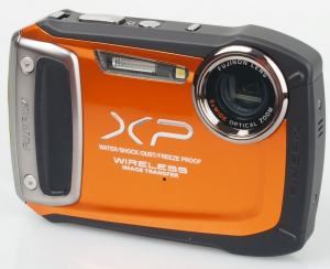 Fujifilm FinePix XP170 Manual - camera front side