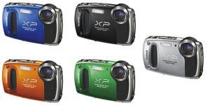 Fujifilm FinePix XP50 Manual - camera variant