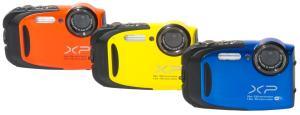Fujifilm FinePix XP70 Manual - camera variant