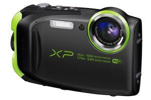 Fujifilm FinePix XP80 Manual - camera front face
