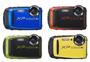 Fujifilm FinePix XP90 Manual - camera variants