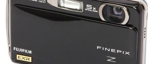 Fujifilm FinePix Z700EXR Manual - camera front face