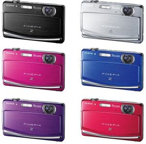 Fujifilm FinePix Z90 Manual-camera variants