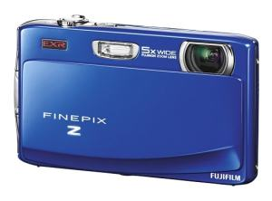 Fujifilm FinePix Z909EXR Manual - camera front face