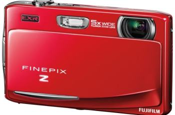 Fujifilm FinePix Z950EXR Manual-camera front face