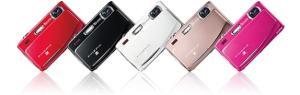 Fujifilm FinePix Z950EXR Manual - camera variants
